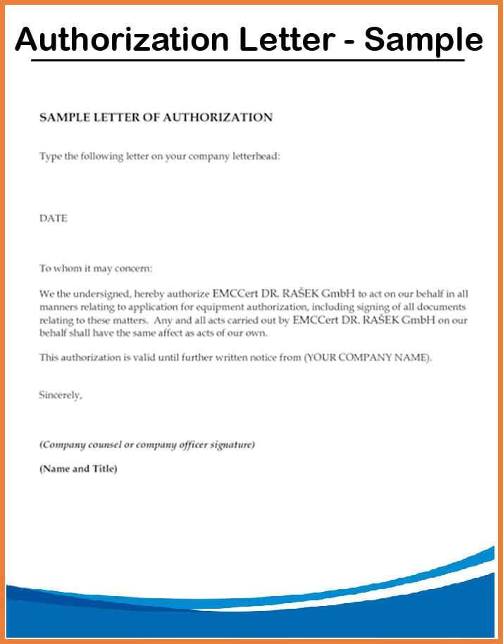 letter of authorization for dmv authorization letter its all about how to write an 11861