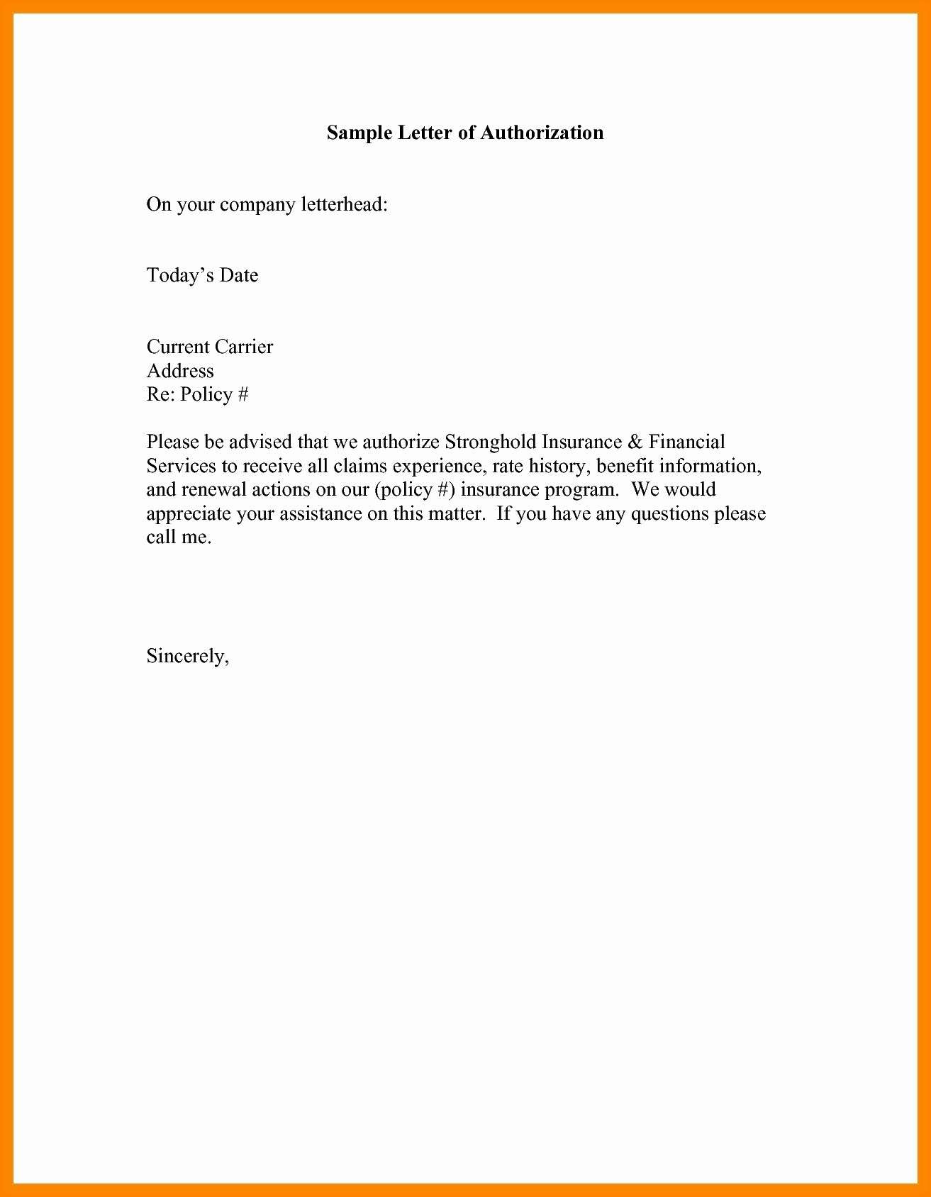 Sample Authorization Letter to Claim Salary