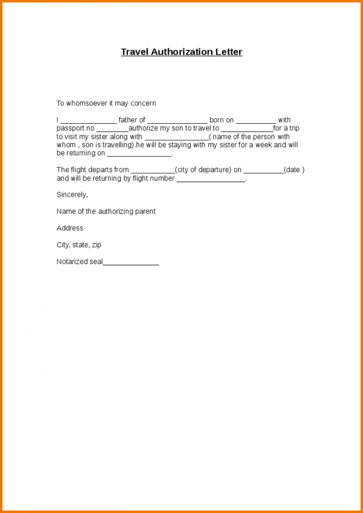Authorization Letter for Collecting Documents from Bank